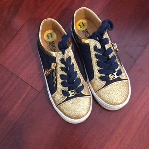 Michael Kors children's sneaker size 13 worn once